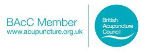 Britsh Acupuncture Council logo